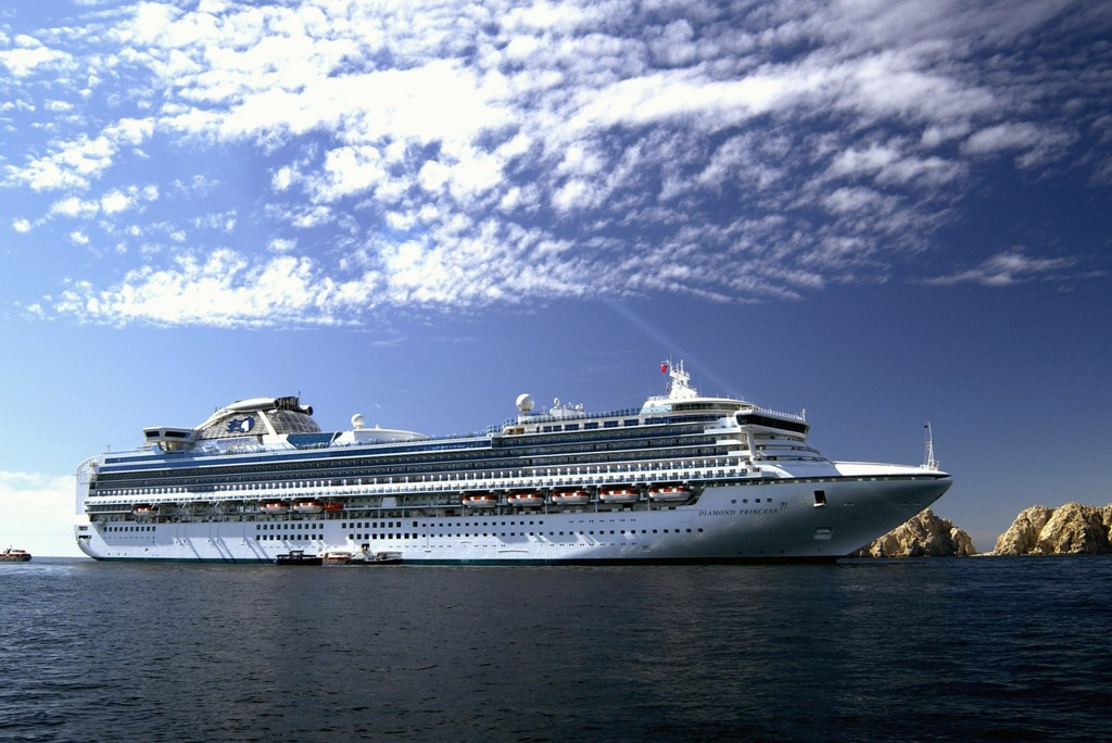 Diamond Princess offers a variety of Asian tastes and influences at sea
