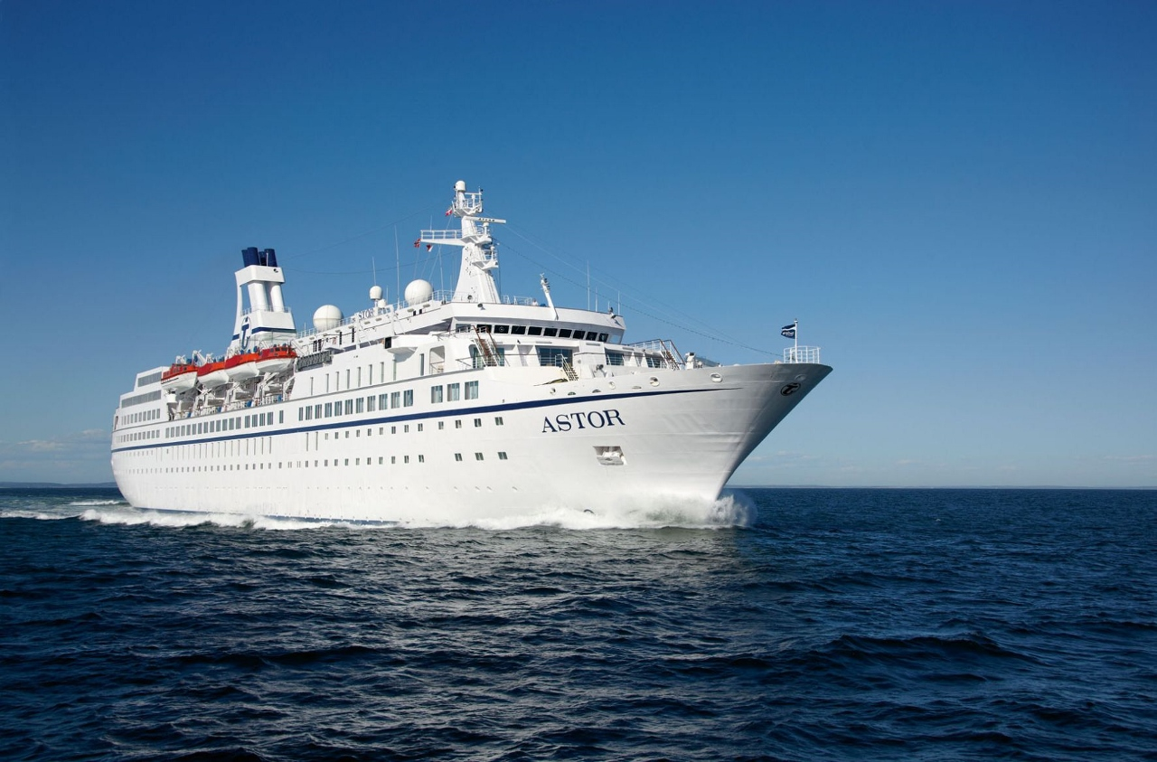 Astor To Take Up Temporary Residence In Adelaide Cruise Advice - Cruise ship arrivals adelaide
