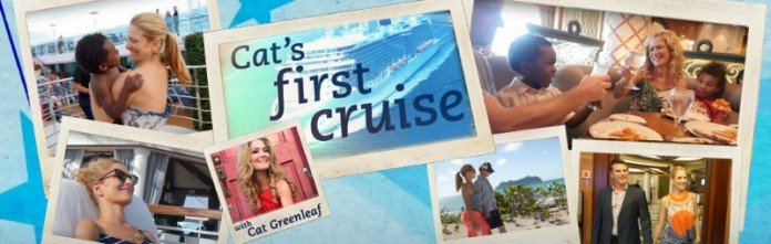 Cat's First Cruise series hosted by Cat Greenleaf