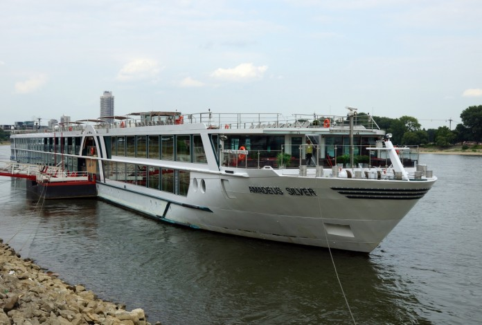 Amadeus Silver is part of the Amras Cruises fleet