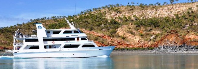 Coral Expeditions I in the Kimberley