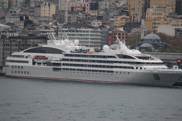 Luxury cruise lines like Ponant can work out considerably better value over mainstream cruise lines.