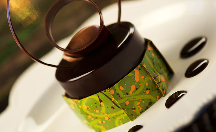 Far from your everyday chocolate mousse, you may remember this one from Princess Cruises' Chocolate Journeys just a little longer.