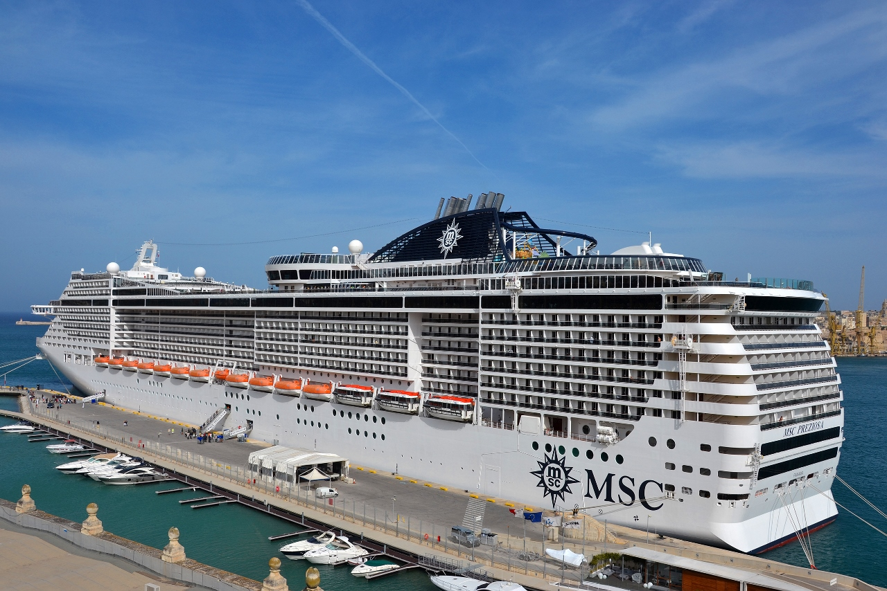 Jean Louis David Now In Fashion On MSC Cruises Hair Salons - Working as a hairdresser on a cruise ship