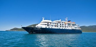 MS Caledonian Sky sails as part of the APT fleet
