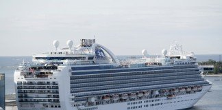 Emerald Princess will be the biggest Princess Cruises ship to be based in Australia for a season.