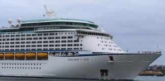 Royal Caribbean's Explorer of the Seas