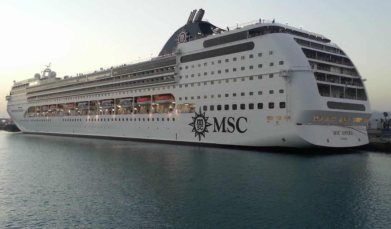 Cuba will be the winter home for MSC Opera