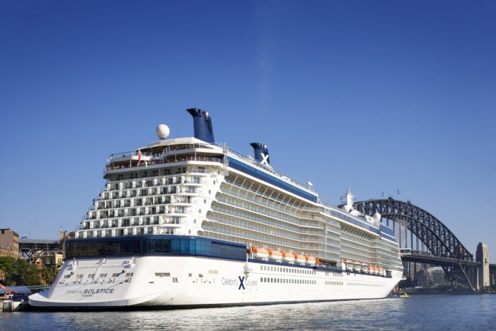 Celebrity Solstice will be ready to showcase its new features from the middle of November 2016.