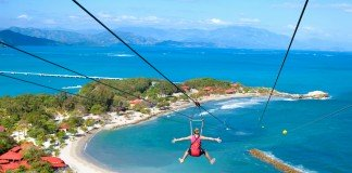 Royal Caribbean's private island in Haiti offers ziplining