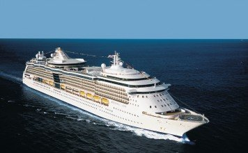Radiance of the Seas will be bound for its maiden visit to Tonga in December 2016.