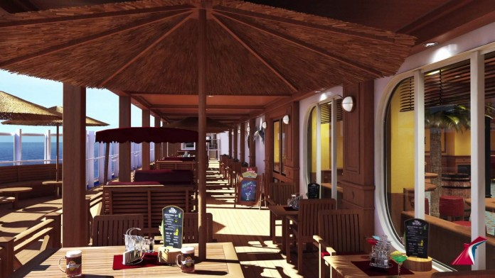 Red Frog Pub will feature on Carnival Vista.