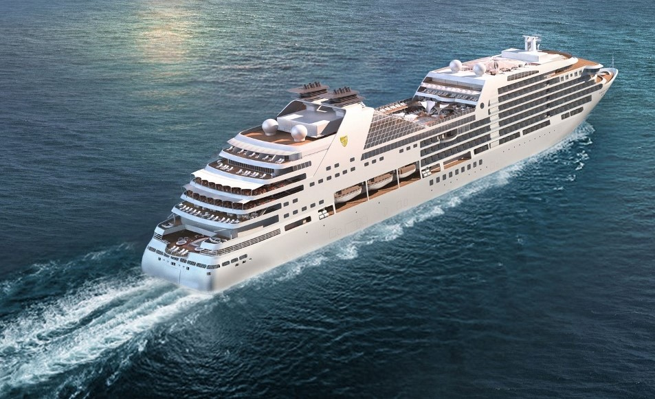 Seabourn will soon take delivery of Seabourn Encore.