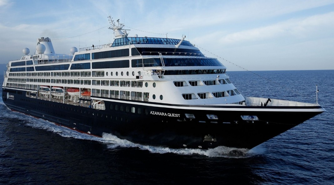 Azamara Quest making first visit to Australia
