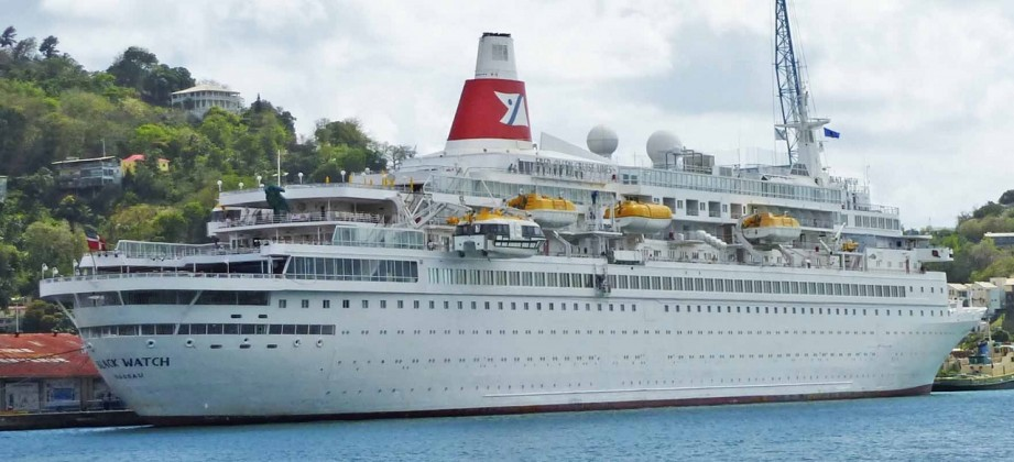 Classic cruising on Fred Olsen Cruise Lines' Black Watch