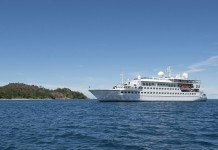 Crystal Esprit is the small luxury yacht operated by Crystal Cruises.