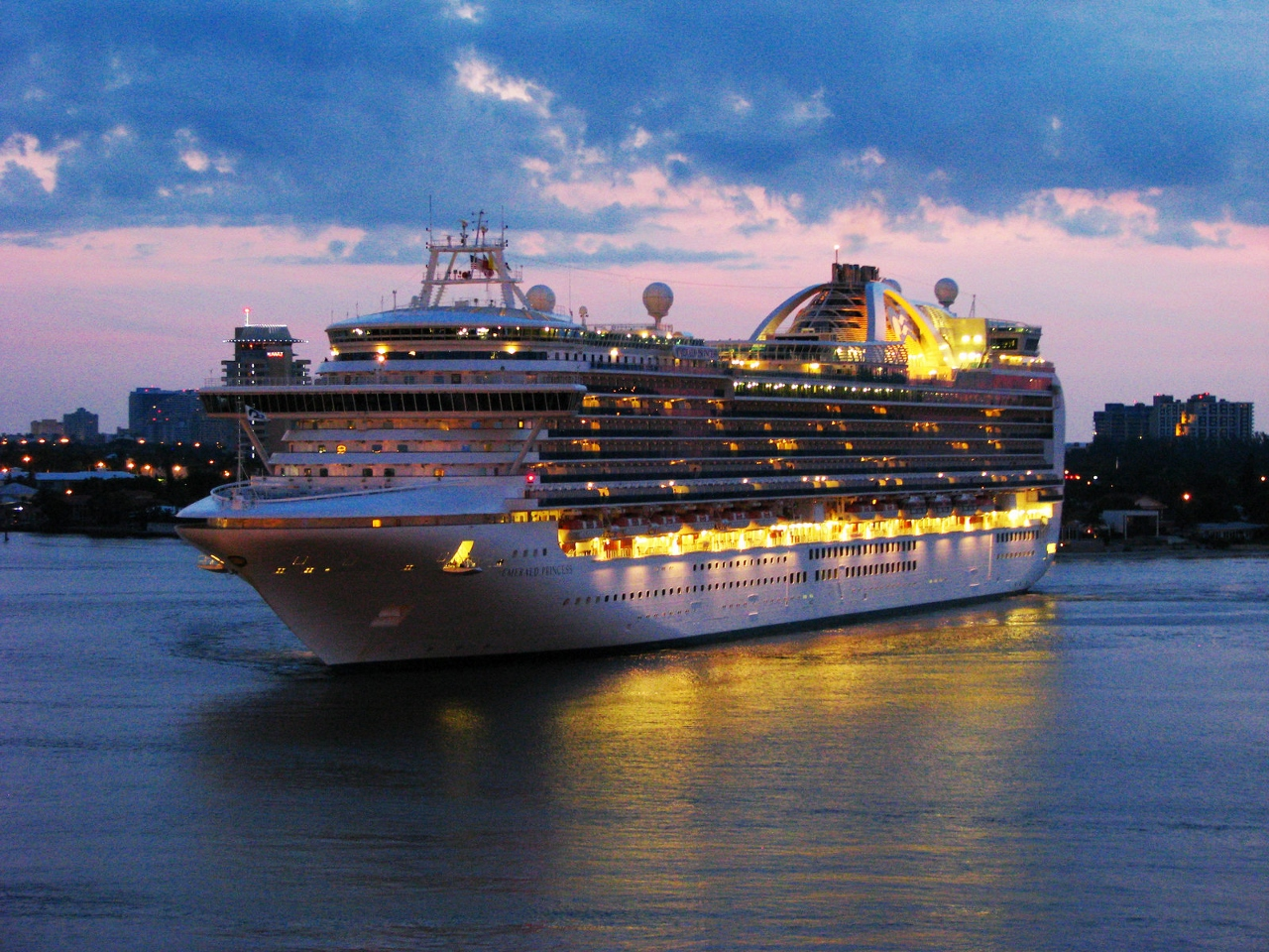 Emerald Princess is coming to Sydney in 2016