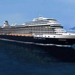 Rendering of Holland America Line's MS Koningsdam