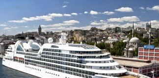 Seabourn Odyssey is part of the Seabourn fleet