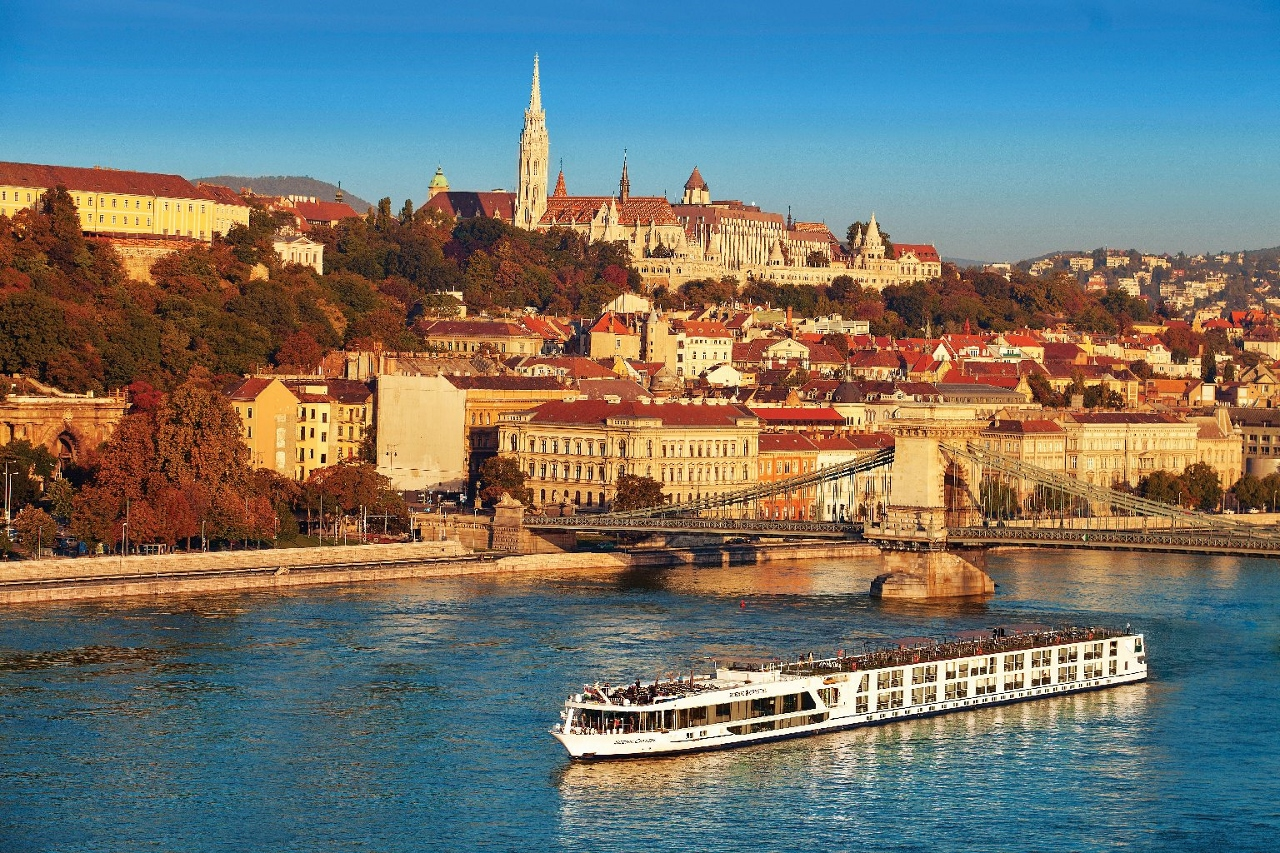 Plenty of sights to see from a Scenic river cruise