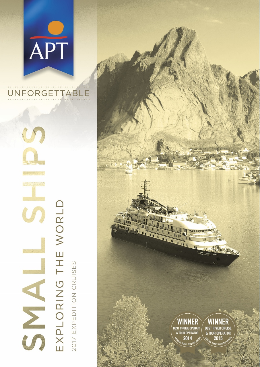 APT Small Ships 2017 Cover