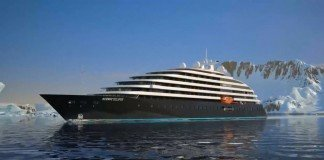 Scenic Eclipse will be Scenic's first entry into ocean cruising