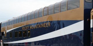 The Rocky Mountaineer is an ideal supplement to an Alaska cruise