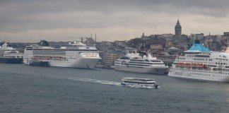 Cloudy skies over Turkey's cruise industry