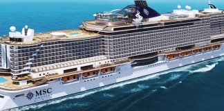MSC Meraviglia will headline the new MSC Cruises brand positioning
