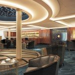 The Galileo Lounge on the Regent Seven Seas Navigator