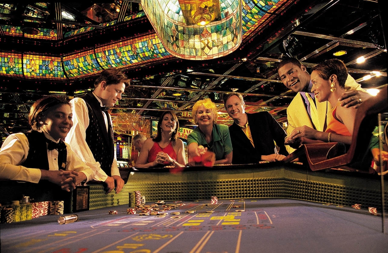 Cruise ship casino on Legend of the Seas can be an expensive activity.