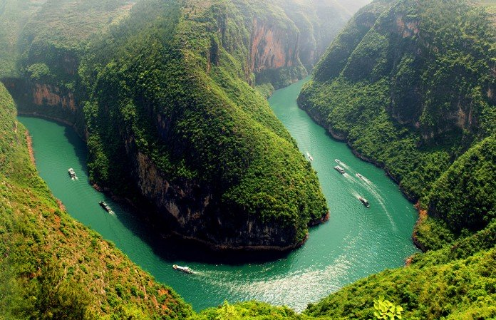 The Sanctuary Yangtze Explorer will feature in Wendy Wu's brochure