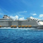 Rendering of Harmony of the Seas