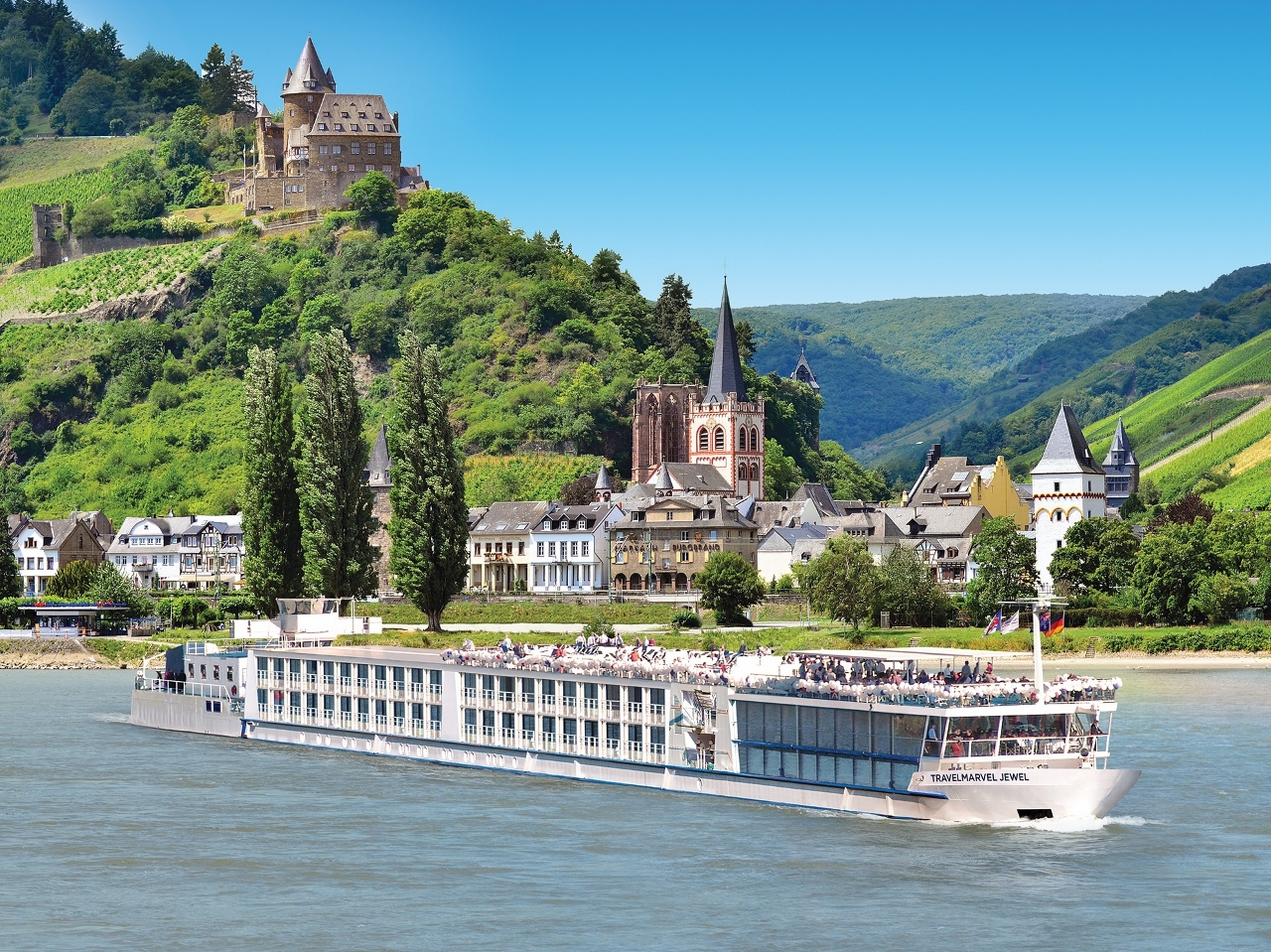 Sail the Rhine Valley with an Earlybird deal from Travelmarvel