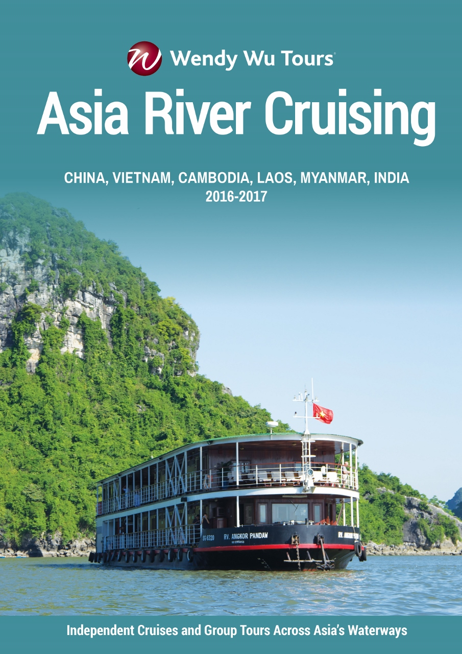 The new river cruising guide from Wendy Wu Tours