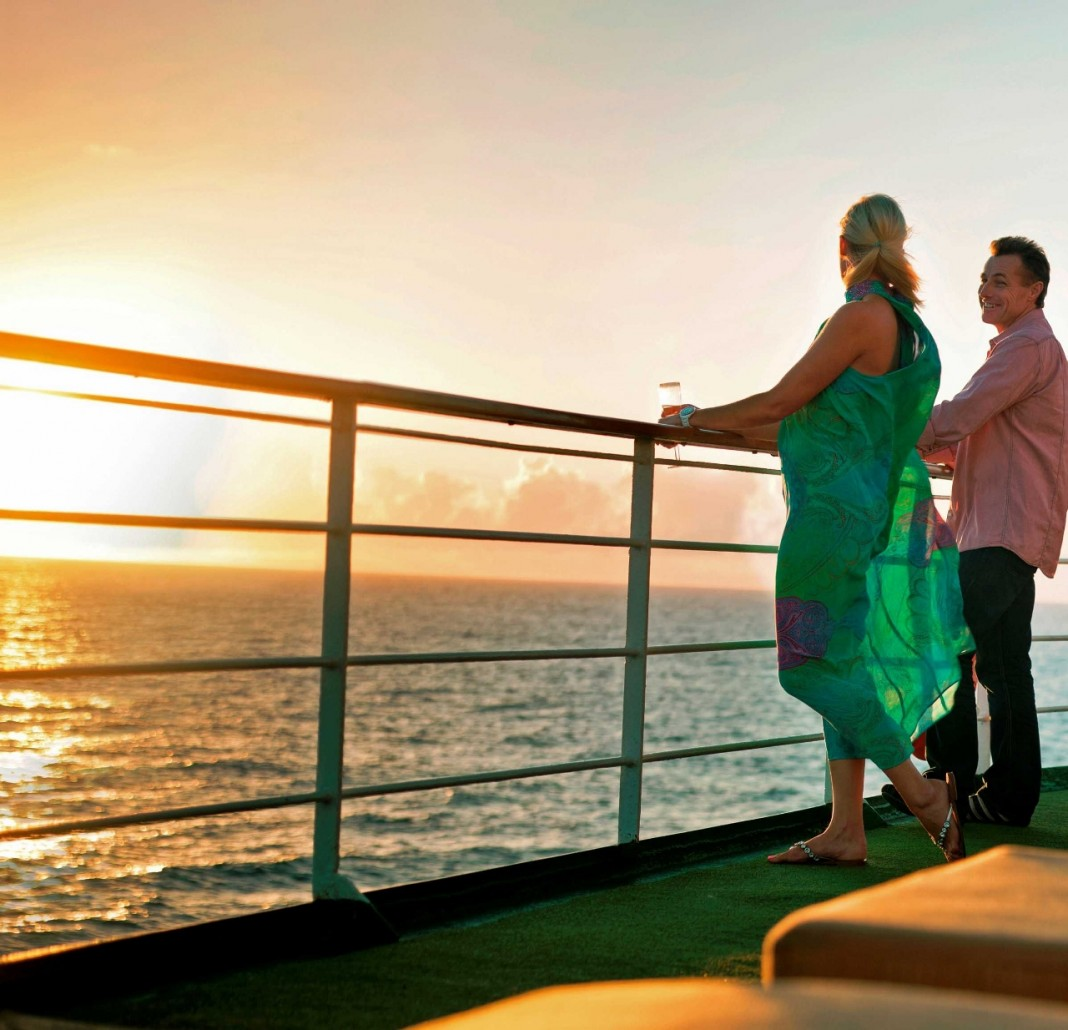 Solo travellers can meet new friends on a cruise