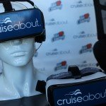 The virtual reality technology available at Cruiseabout
