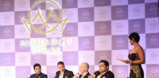 Monarch Cruise voyage launches in typical Bollywood style