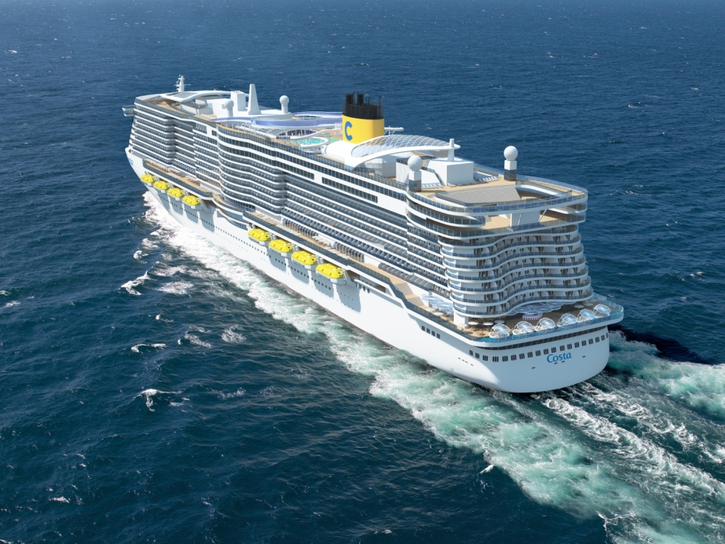 A look at two new ships coming to Costa Cruises