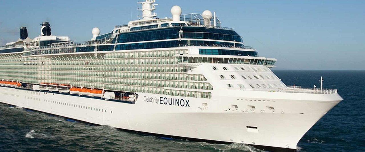 The Celebrity Equinox spends much of its time in the Eastern Med