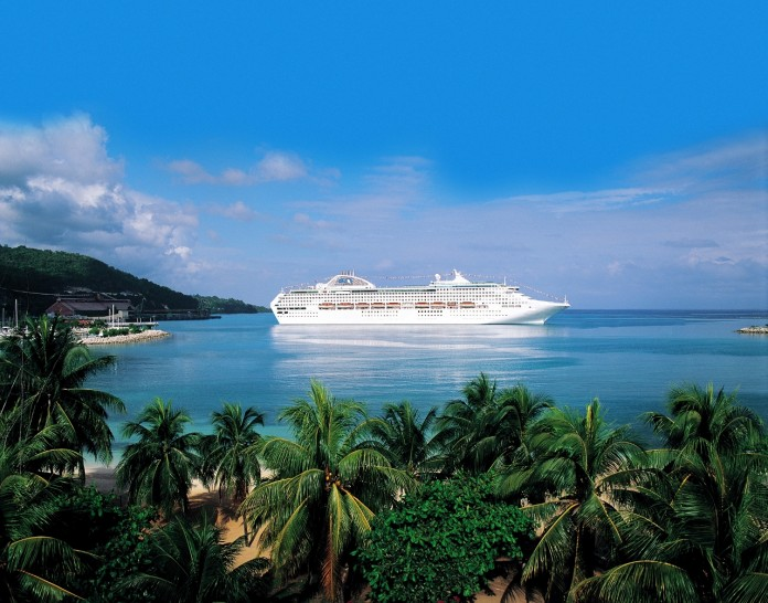 Cruise lines are heading back to Fiji after Cyclone Winston.
