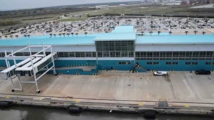 Poorly located, the Houston Cruise Terminal will soon close.