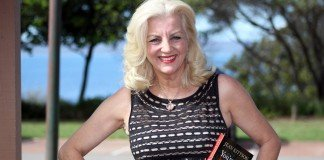Jean Kittson will serve as Godmother of the Scenic Azure