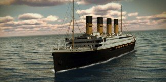 Clive Palmer's Titanic II project is due to sail in 2018