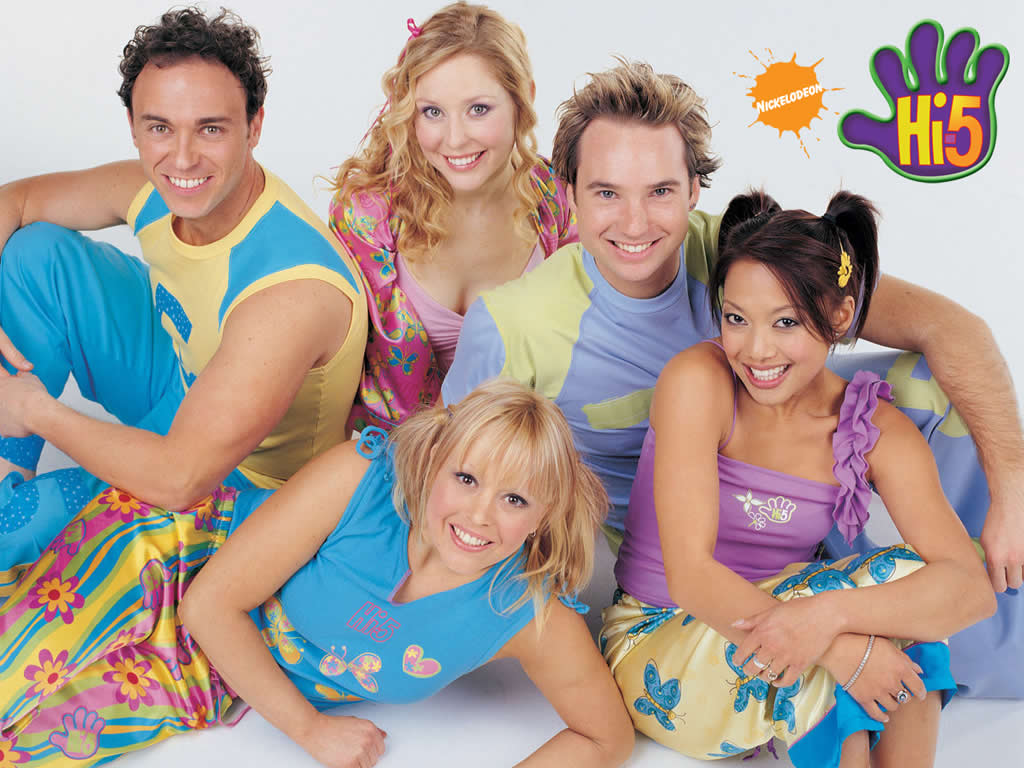 Nathan Foley from HI-5 was voted Princess Cruises Entertainer of the Year.