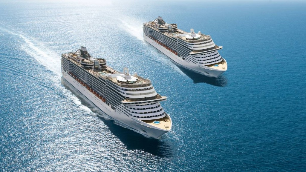 MSC Cruises' five-tier pricing structure explained - Cruise