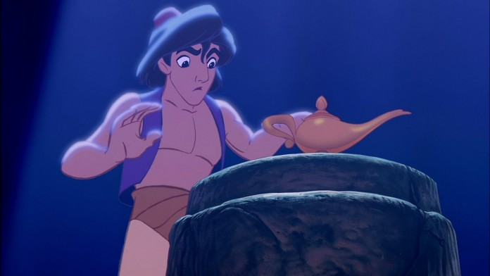 Aladdin had a genie. Why can't Royal Caribbean guests?