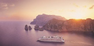 Long summer days at sea in Europe for Royal Caribbean.