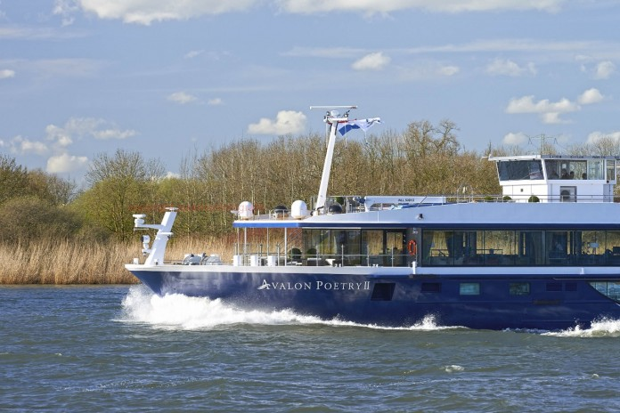 Avalon Poetry II is one of many Suite Ships for Avalon Waterways