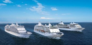 Currently there are three ships in the Regent Seven Seas fleet